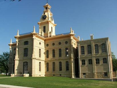 Red River County Courthouse, Clarksville, Texas